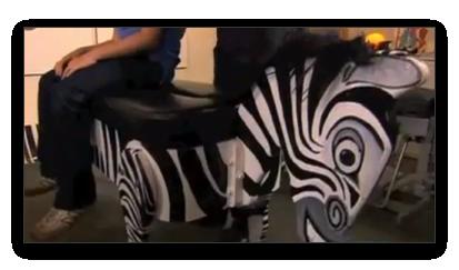 zebra floreani