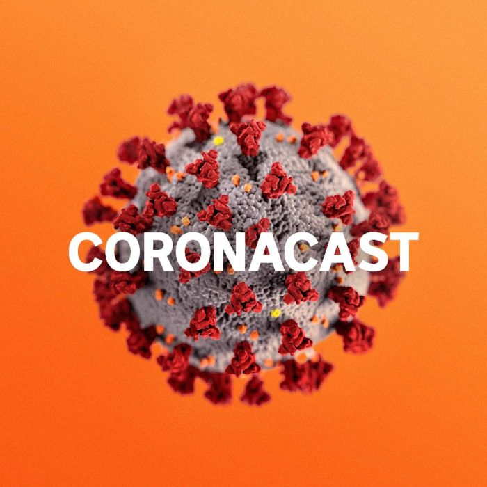 Top rating coronavirus podcast