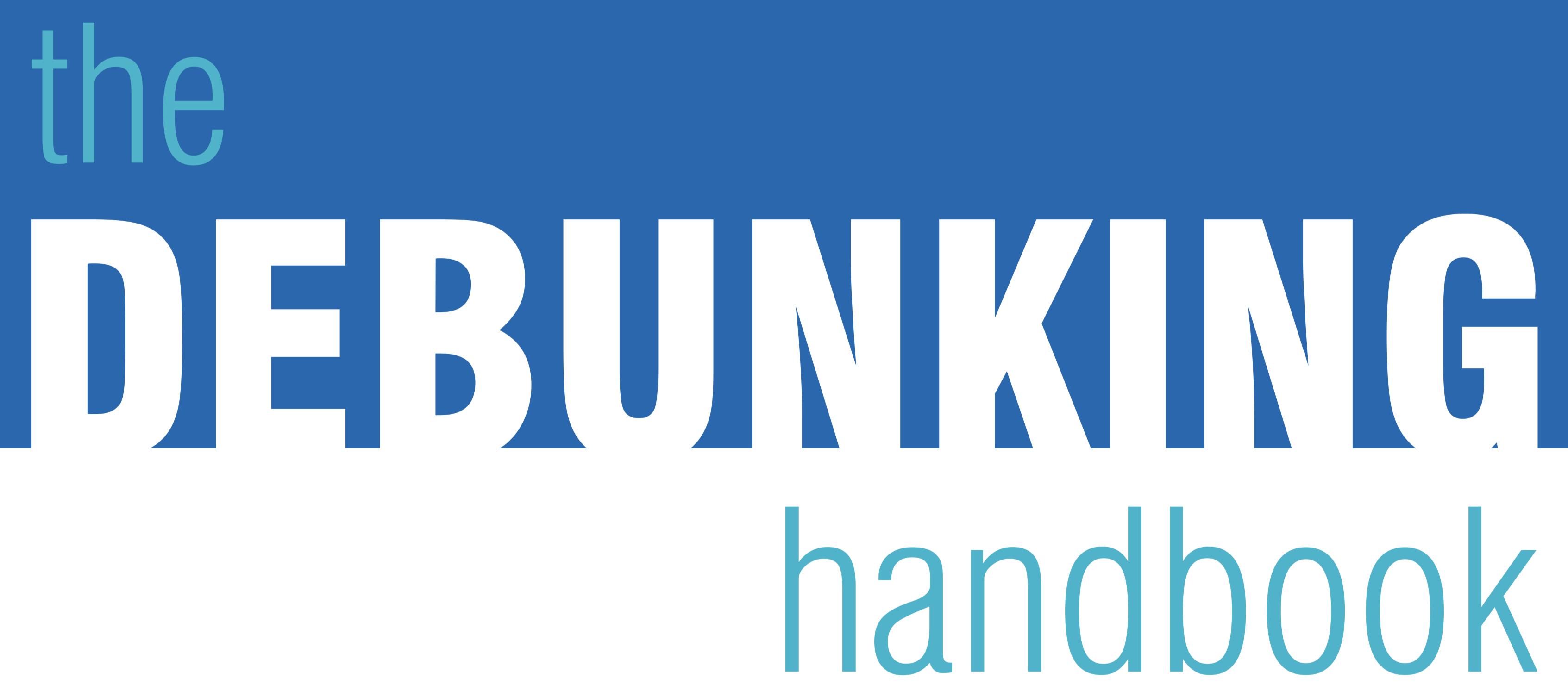Debunking Handbook